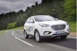 Hyundai Tucson Fuel Cell Covers 435 Miles On Single Tank Of Hydrogen