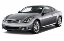 2015 Infiniti Q60 Coupe 2-door Auto Journey RWD Angular Front Exterior View