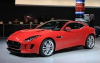 2015 Jaguar F-Type Coupe Preview And Live Photos: 2013 L.A. Auto Show