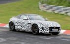 2015 Jaguar F-Type Coupe Spy Video