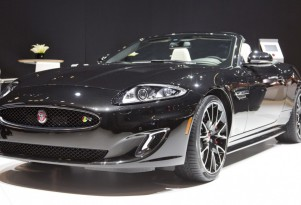 2015 Jaguar XK Final Fifty edition