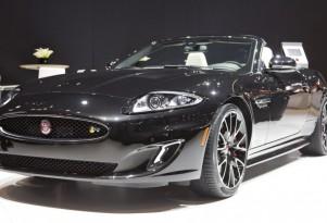 2015 Jaguar XK Final Fifty edition