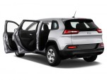 2015 Jeep Cherokee FWD 4-door Sport Open Doors