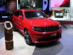 2015 Jeep Grand Cherokee SRT Red Vapor Limited Edition (Euro-spec)  -  2014 Paris Auto Show