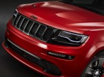 2015 Jeep Grand Cherokee SRT Red Vapor