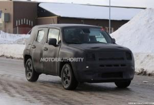 2015 Jeep Jeepster spy shots