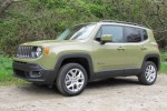 2015 Jeep Renegade: First D