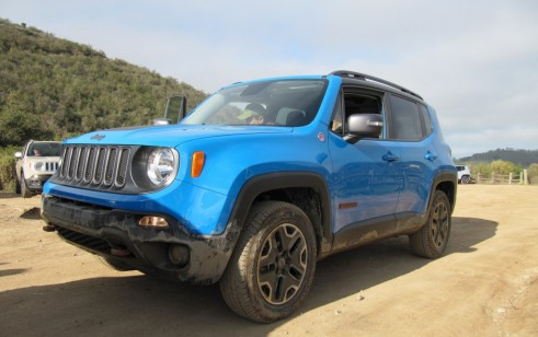 2015 Jeep Renegade, Hollister, California, Jan 2015