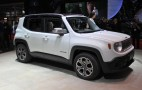 2015 Jeep Renegade Is The New Baby Jeep: 2014 Geneva Motor Show Video And Live Photos