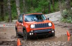 Jeep Renegade Vs. Chevrolet Trax: Compare Cars