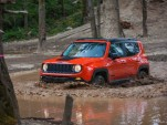 2015 Jeep Renegade Trailhawk  -  at Northwest Automotive Press Association 'Mudfest'