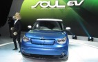 2015 Kia Soul EV Electric Car: Chicago Auto Show Live Photos