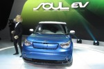 2015 Kia Soul EV Electric Car Rated: 93 Miles Range, 105 MPGe