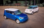 2015 Kia Soul EV Electric Car Unveiled At Chicago Auto Show