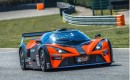 2015 KTM X-Bow GT4 race car