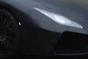 2015 Lamborghini Gallardo replacement spy shots