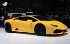 Lamborghini Huracán LP 610-4: Geneva Motor Show Live Photos And Video