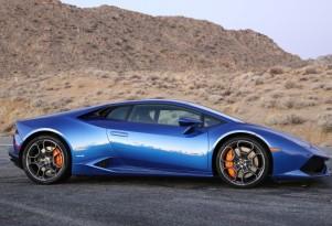 2015 Lamborghini Huracan Video Road Test