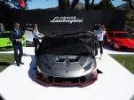 2015 Lamborghini Huracán LP 620-2 Super Trofeo race car