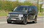 2015 Land Rover LR4 (Discovery) Spy Shots
