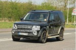 2015 Land Rover LR4 (Discovery) facelift spy shots