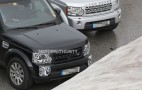 2014 Land Rover LR4 Spy Shots