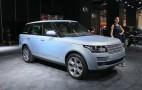 Hybrid Range Rover And Range Rover Sport: 2013 Frankfurt Auto Show