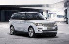 Range Rover Long-Wheelbase Gets Hybrid Option, But Not In U.S.