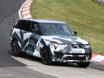 2015 Land Rover Range Rover Sport R-S spy shots