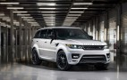 Range Rover Sport Gets New Stealth Pack For 2015