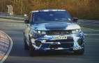 2015 Range Rover Sport SVR Claims Fastest Production SUV 'Ring Time