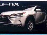 2015 Lexus NX Compact Crossover Model Revealed: Accident Or Not?