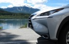 2015 Lexus NX 300h Hybrid: First Drive Of Luxury Compact Utility Vehicle