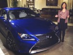 2015 Lexus RC 350 compared with the 2015 BMW 435i