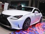 2015 Lexus RC 350 F Sport, 2014 Geneva Motor Show