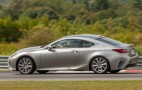 2016 Lexus RC 200t Coming To U.S. With 2.0-Liter Turbo Four