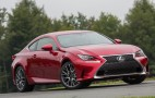 2015 Lexus RC Priced From $43,715