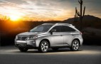 2016 Lexus RX Set For 2015 New York Auto Show