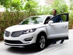 2015 Lincoln MKC and Matthew McConaughey