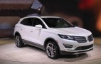 2015 Lincoln MKC Debuts At L.A. Auto Show: Live Photos