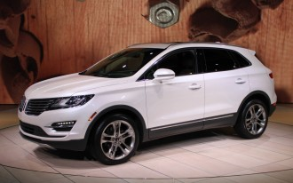2015 Lincoln MKC: LA Auto Show Video And Photos