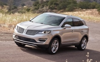 2015 Lincoln MKC Misses Top Crash-Test Ratings From Feds