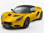 2015 Lotus Elise 20th Anniversary Edition