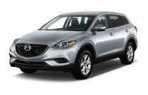 2015 Mazda CX-9 FWD 4-door Sport Angular Front Exterior View