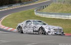 2016 Mercedes-AMG GT Spy Video