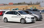 2015 Mercedes-Benz B-Class Spy Shots