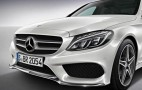 First Look At AMG Styling Pack For 2015 Mercedes-Benz C-Class