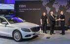 2015 Mercedes-Benz C-Class Enters Production