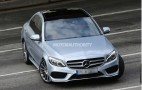 2015 Mercedes-Benz C-Class Completely Revealed In New Spy Shots