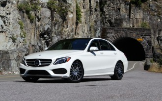 2015 mercedes benz c class first drive for Mercedes benz c 330